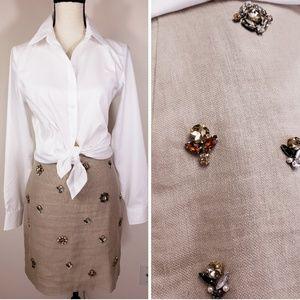 Ann Taylor petite  skirt size 6